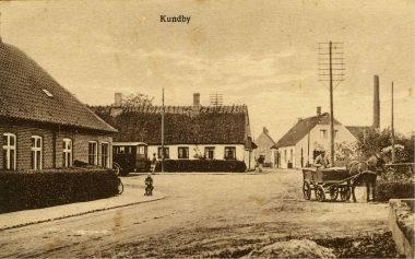 Kundby Bygade ca. 1930